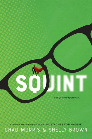 Squint book cover