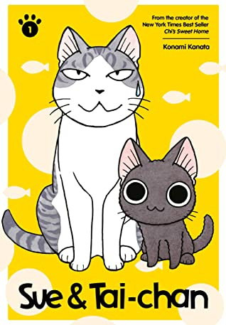 Sue & Tai-Chan book cover