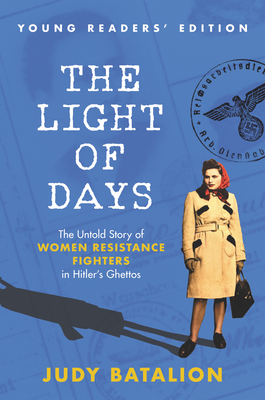 The Light of Days Young Reader Edition book cover