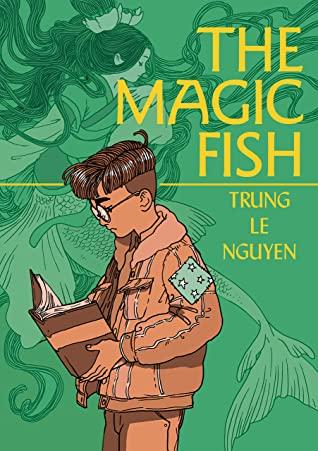 The Magic Fish book cover