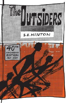 The Outsiders 40th anniversary book cover