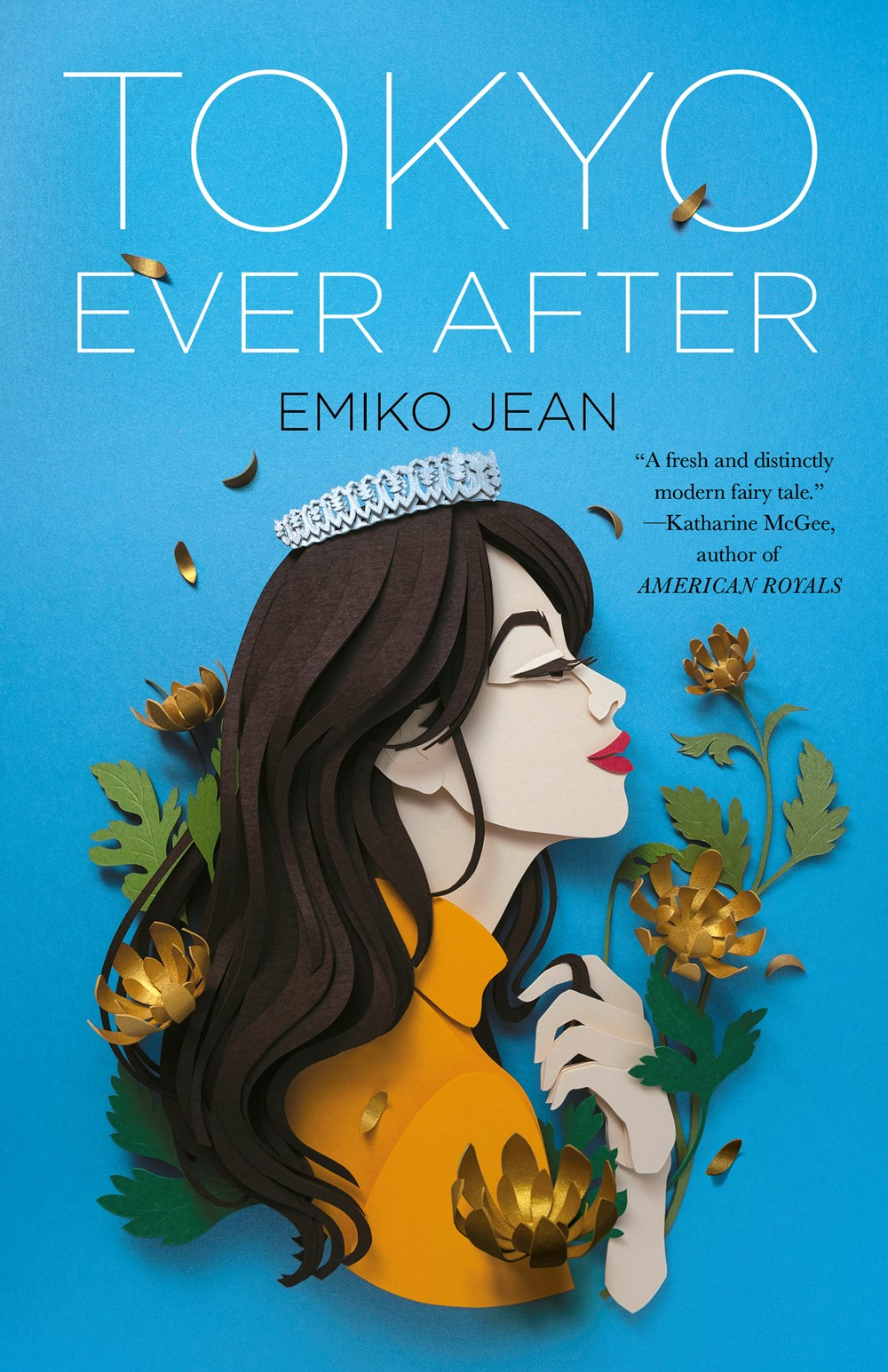Tokyo Ever After book cover