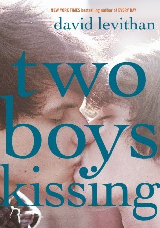 Two Boys Kissing book cover