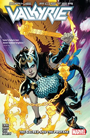 Valkyrie: Jane Foster vol 1 book cover