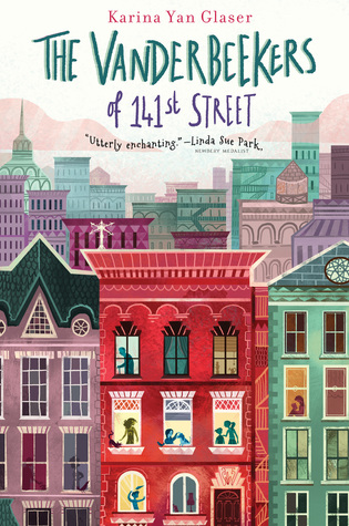The Vanderbeekers of 141st book cover