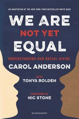 We Are Not Yet Equal book cover