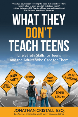 What They Don't Teach Teens book cover
