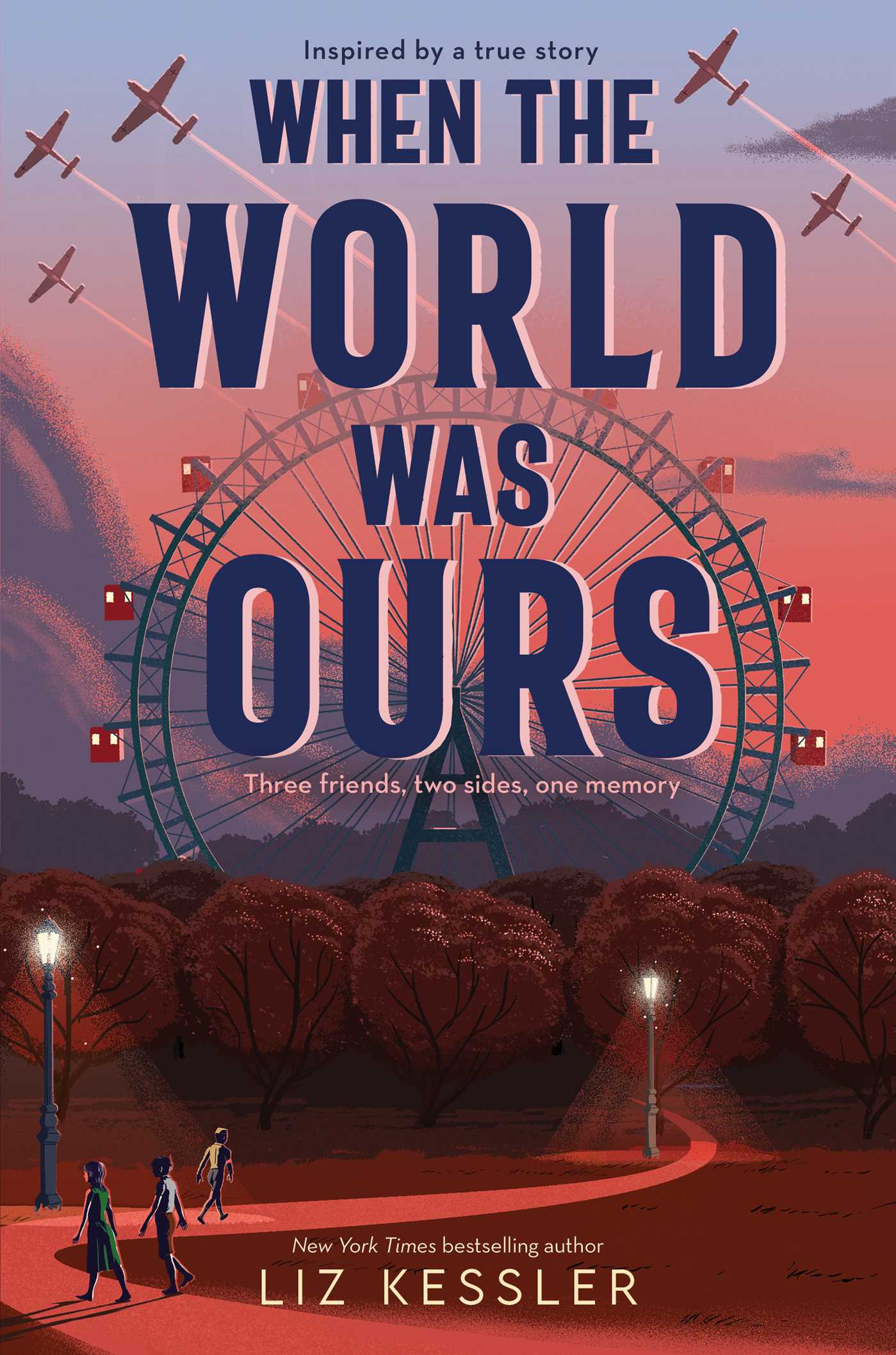 When the World Was Ours book cover
