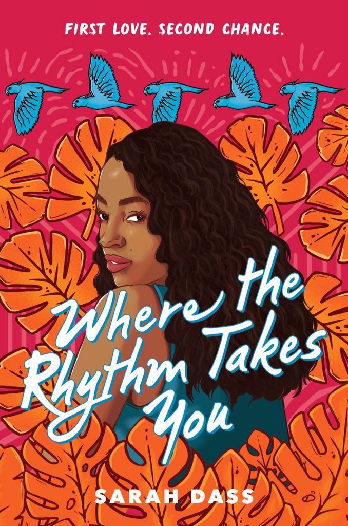 Where The Rhythm Take You book cover