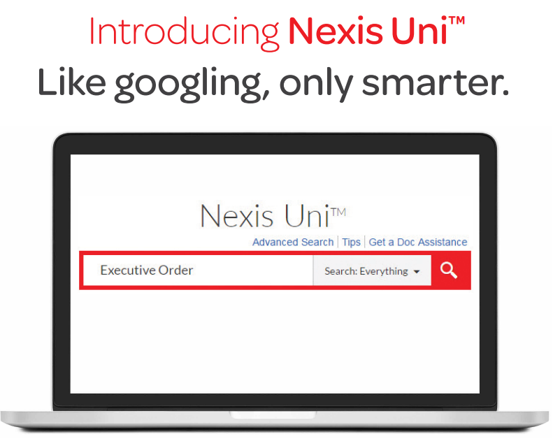 Link to Nexis Uni Database