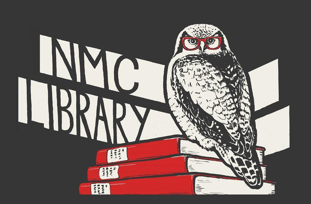 NMC Library Owl Logo