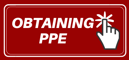 obtaining ppe