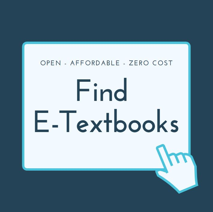 Faculty Workshop: Finding Zero-Cost E-Textbooks