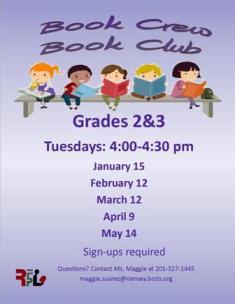 Book Crew Book Club