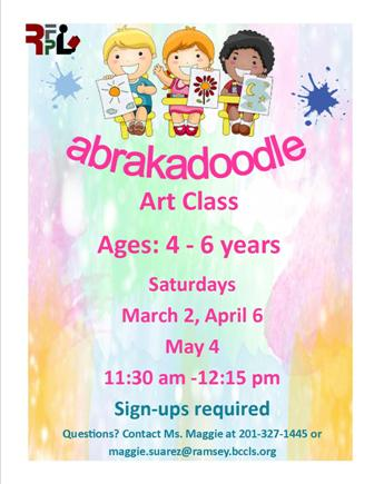 Abrakadoodle Art Class