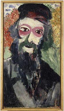 Le père, Marc Chagall, Paris (1911)