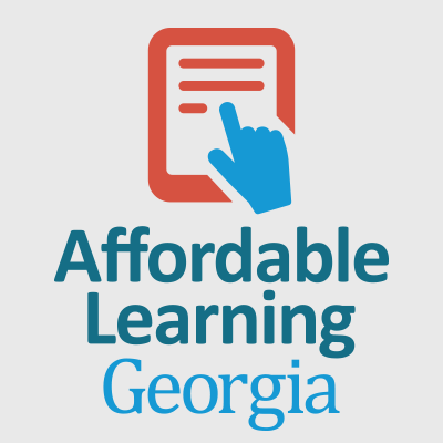 logo for Affordable Learning Georgia