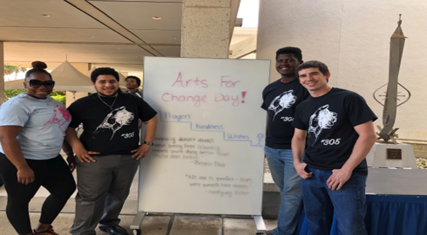 Arts for Change Day