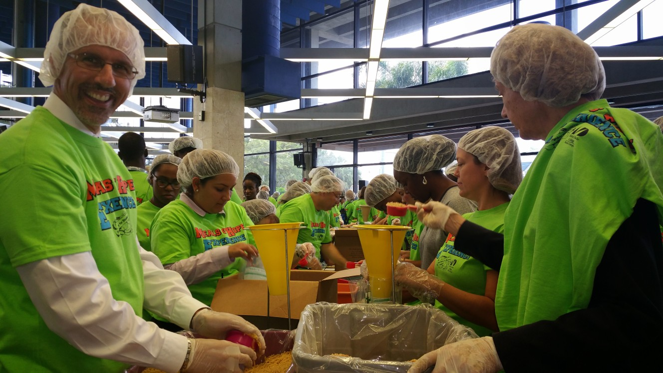 Meals of Hope- Volunteer for the Pantry