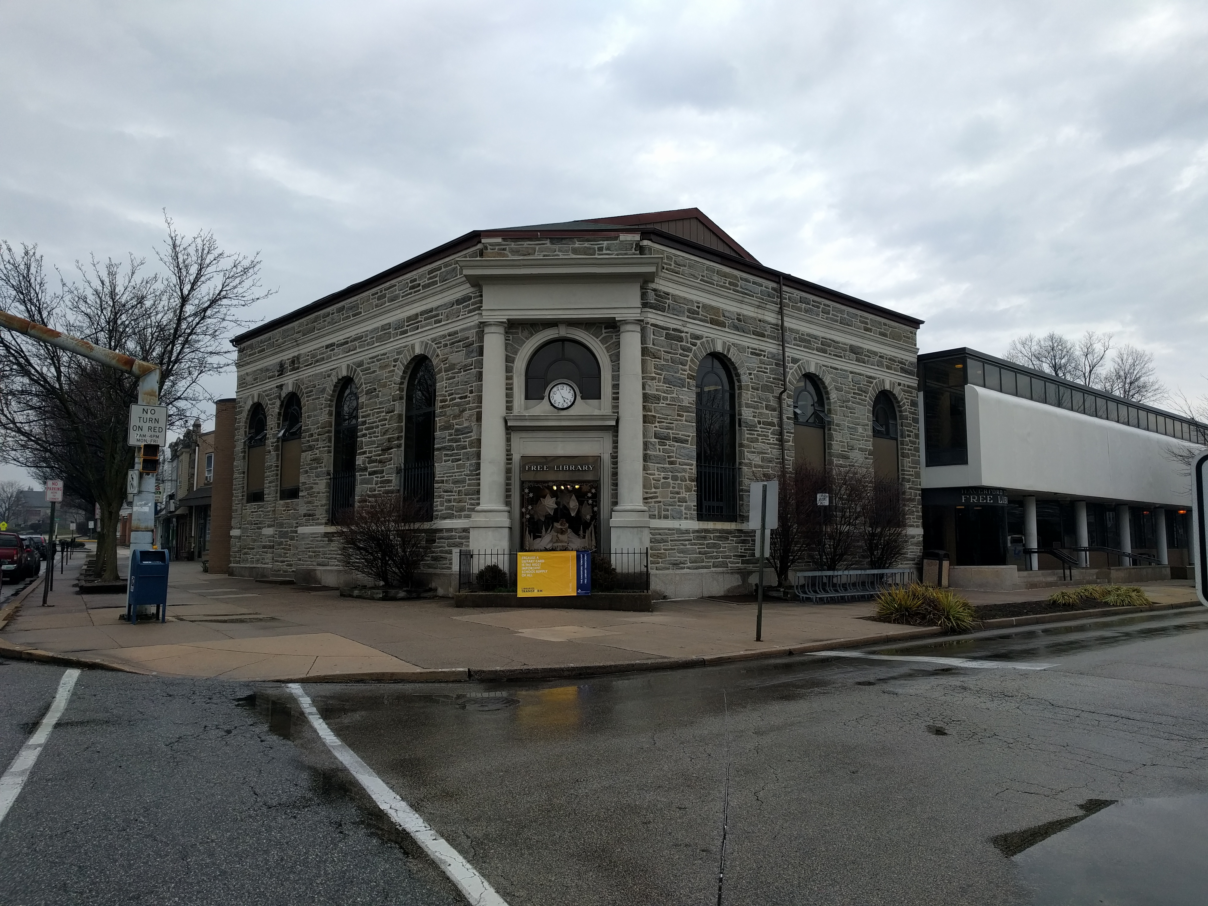 Profile photo of Haverford Township Free Library