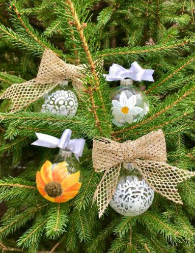 Glass Ornaments Workshop