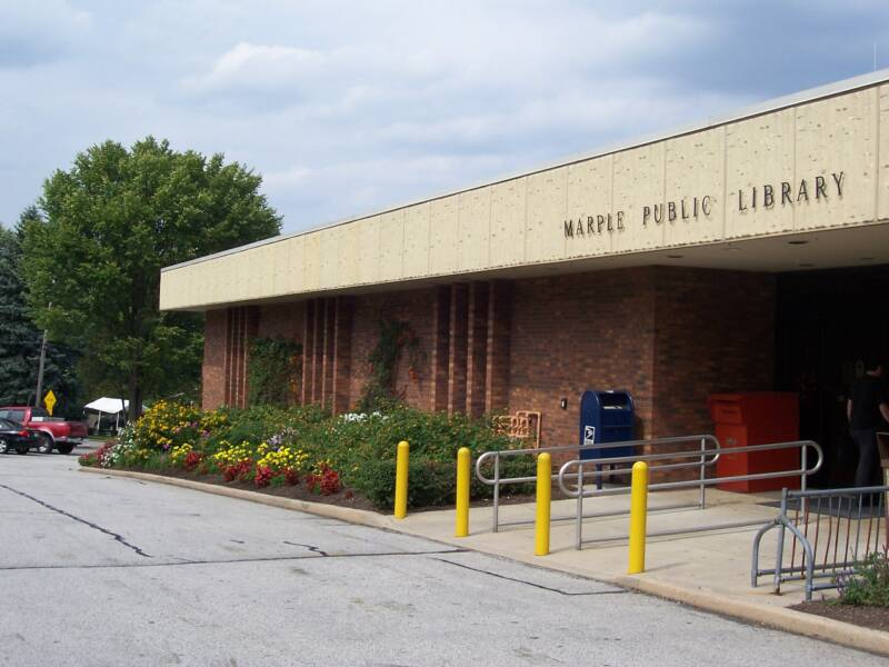 Profile photo of Marple Public Library