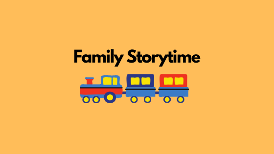 Family Storytime on Zoom!