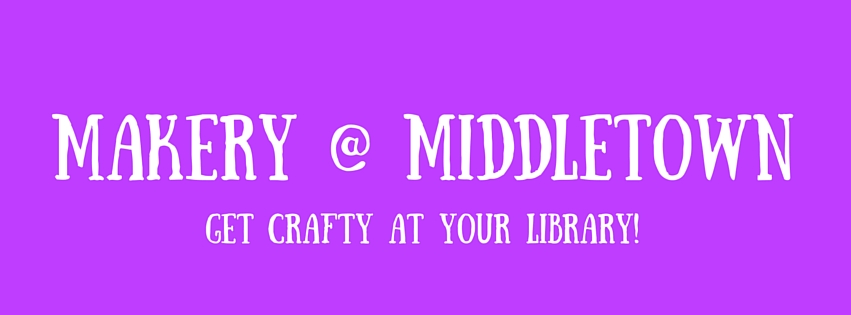Makery @ Middletown: Creative Journaling Club