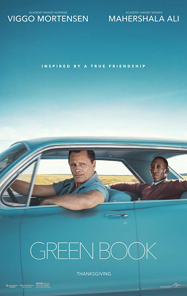 Movies @ Middletown: Green Book