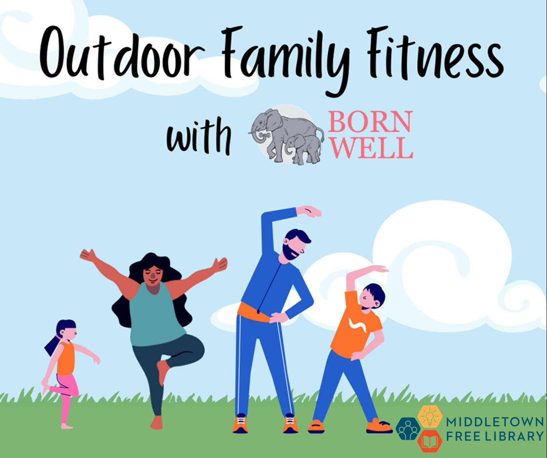 Outdoor Family Fitness @ Sleighton Park