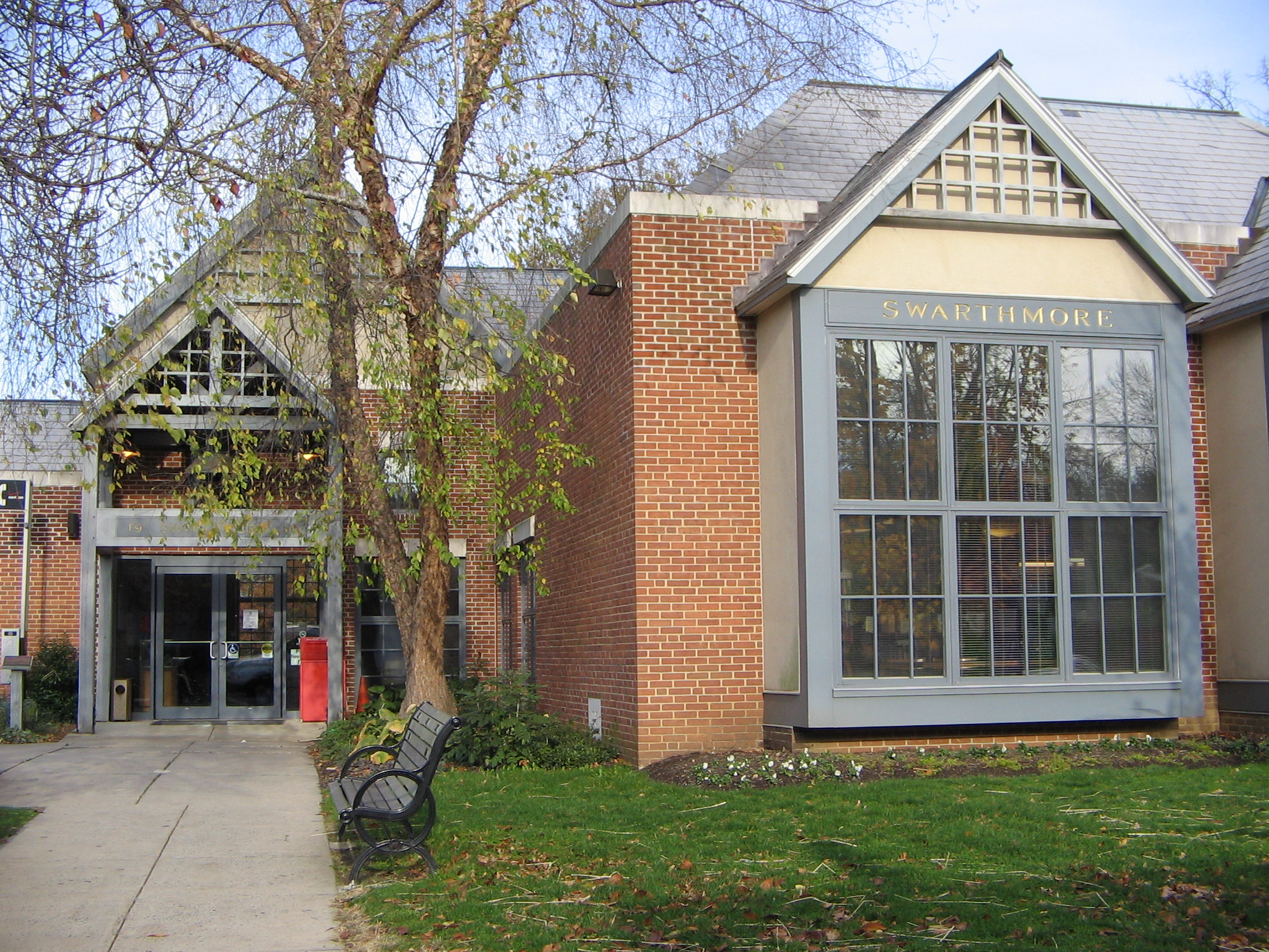 Profile photo of Swarthmore Public Library