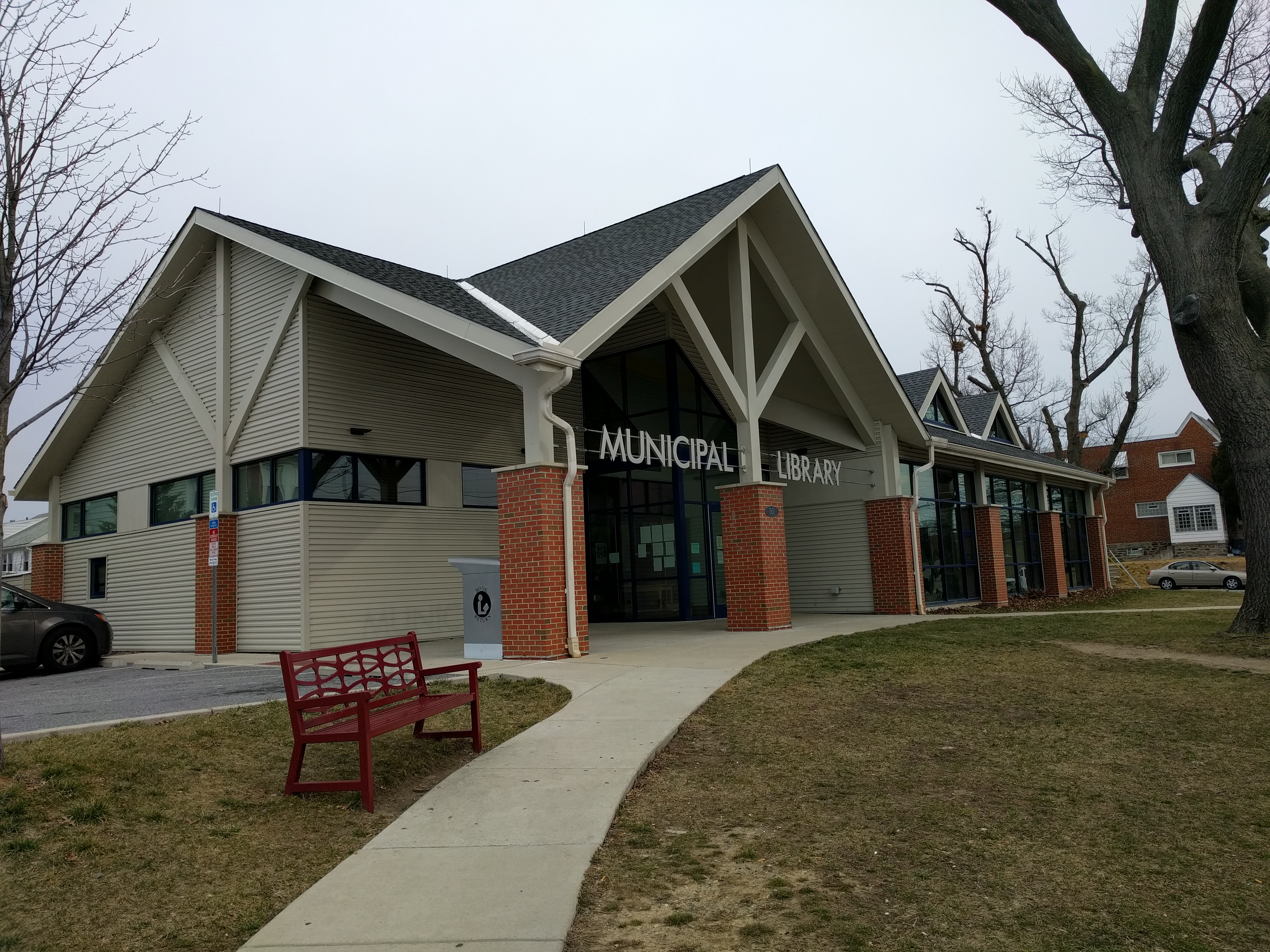 Profile photo of Upper Darby Municipal Library
