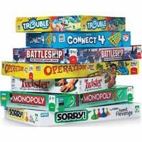 POSTPONED - Board Games