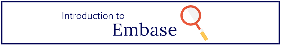 Introduction to Embase
