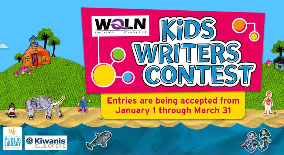 Take-Home Writers Kit for the WQLN Kids Writers Contest