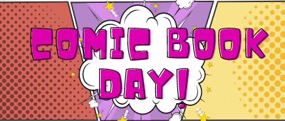 Comic Book Day Thumbnail