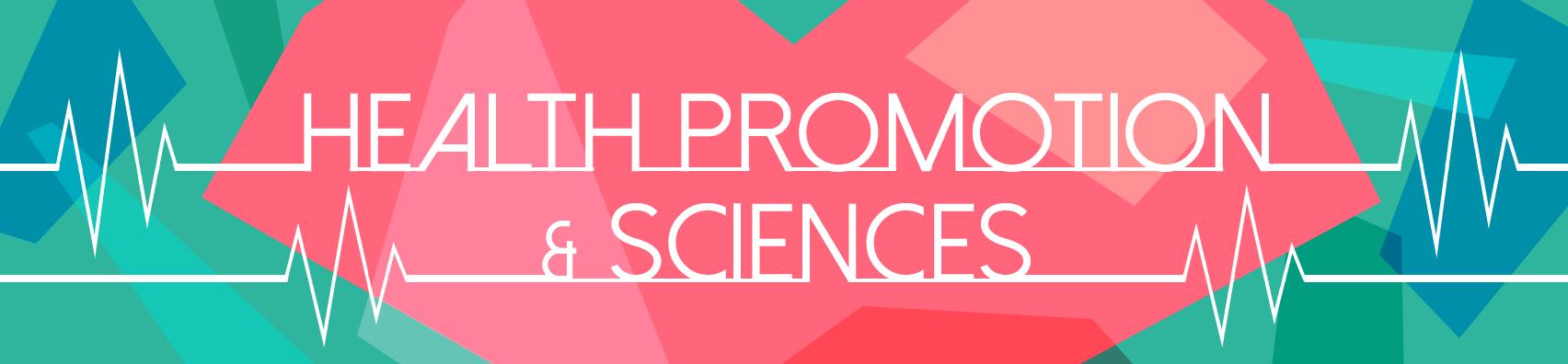 Health Promotion Banner