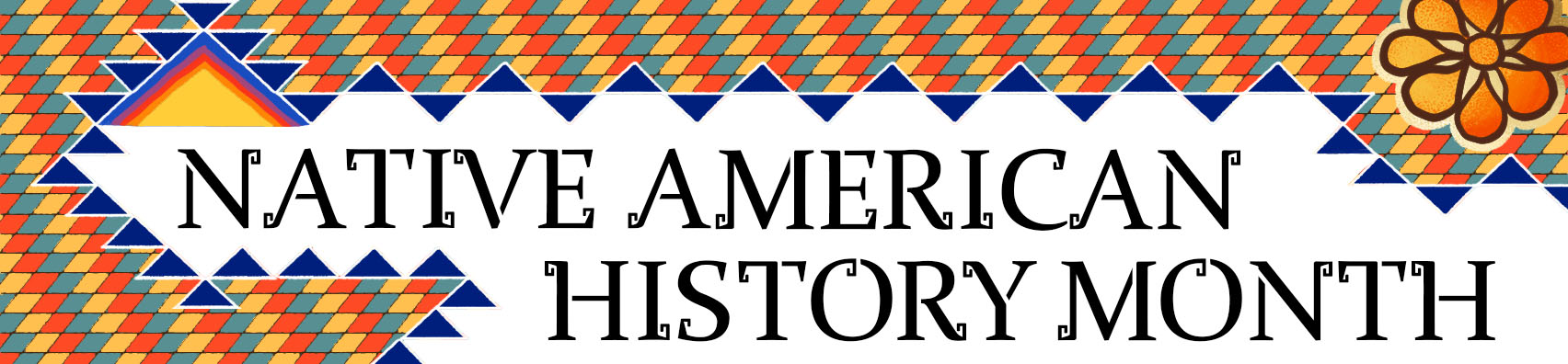 Native American Heritage Banner