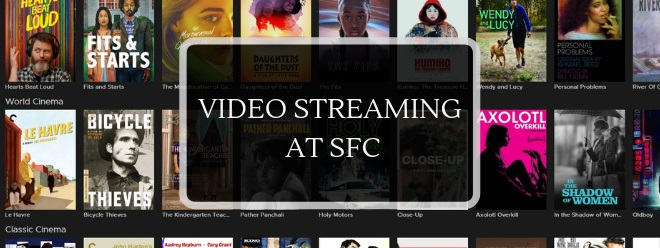 Video Streaming Banner