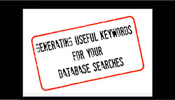 Generating Keywords