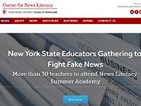 Center for News Literacy