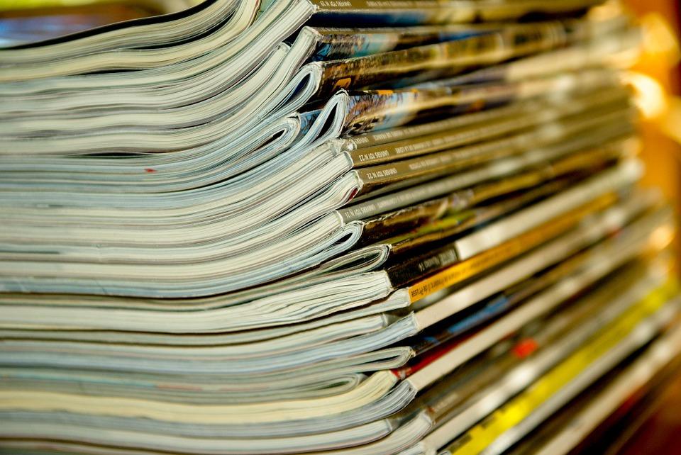 Photo of Journals
