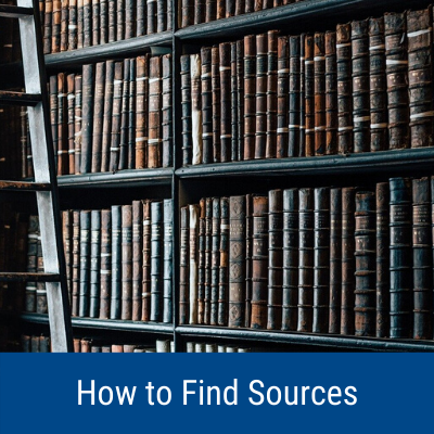 How to Find Sources