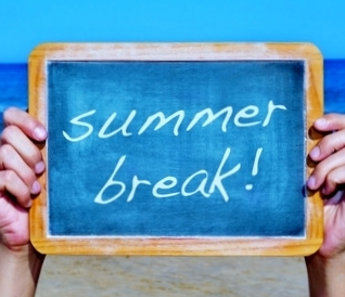 Summer Break & Hours