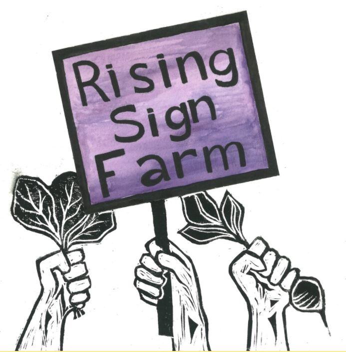 Rising Sign logo