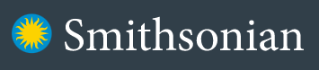 Logo for the Smithsonian