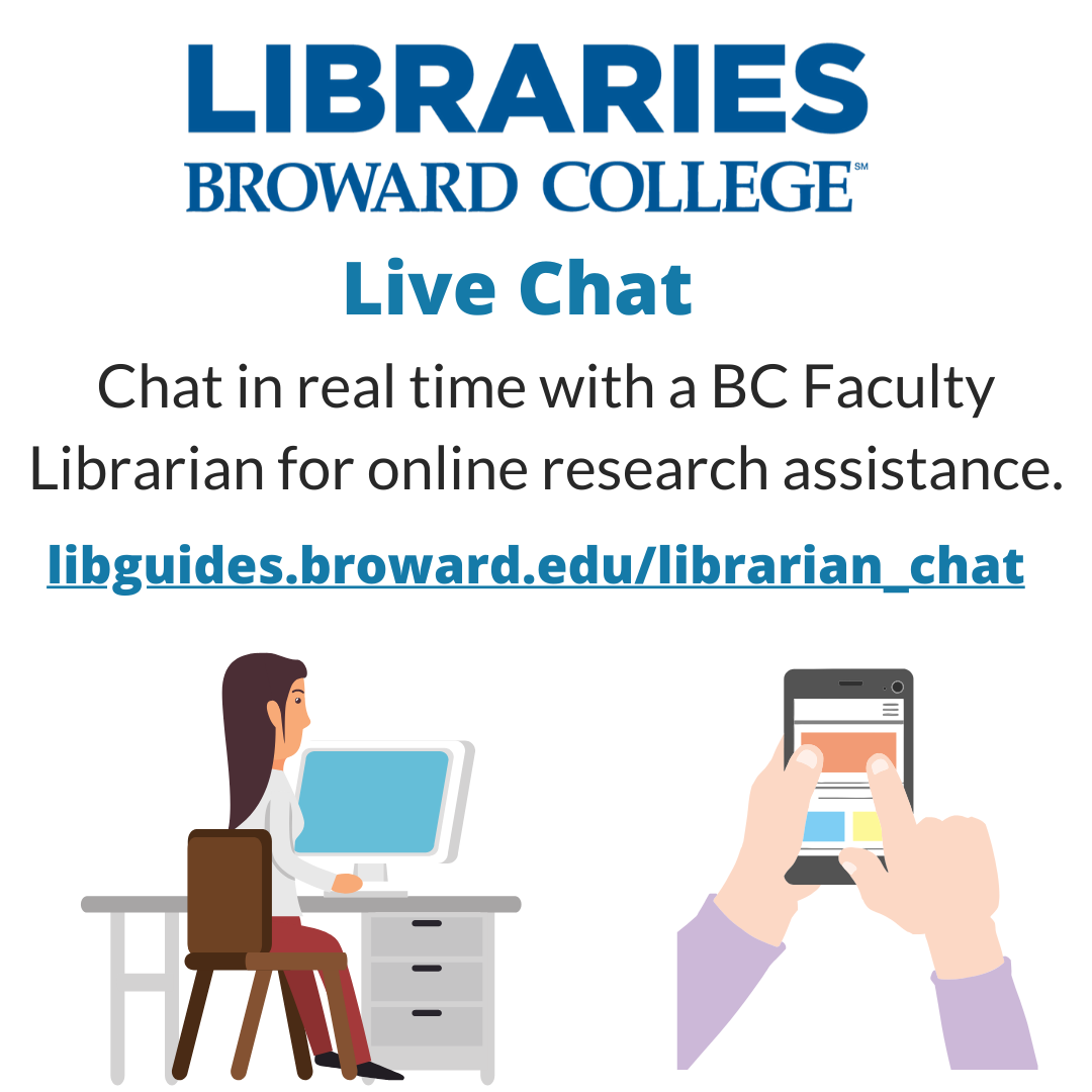 Chat live with a BC Librarian