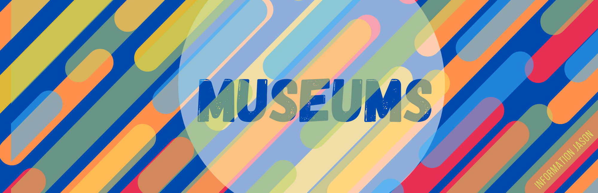 Museums graphic