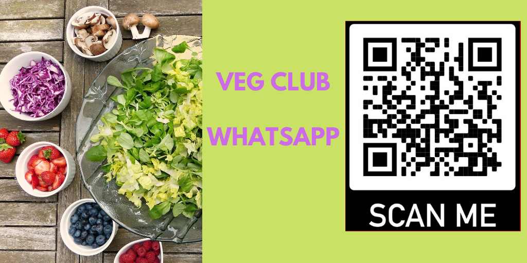 Join the conversation online with the WhatsApp QR code