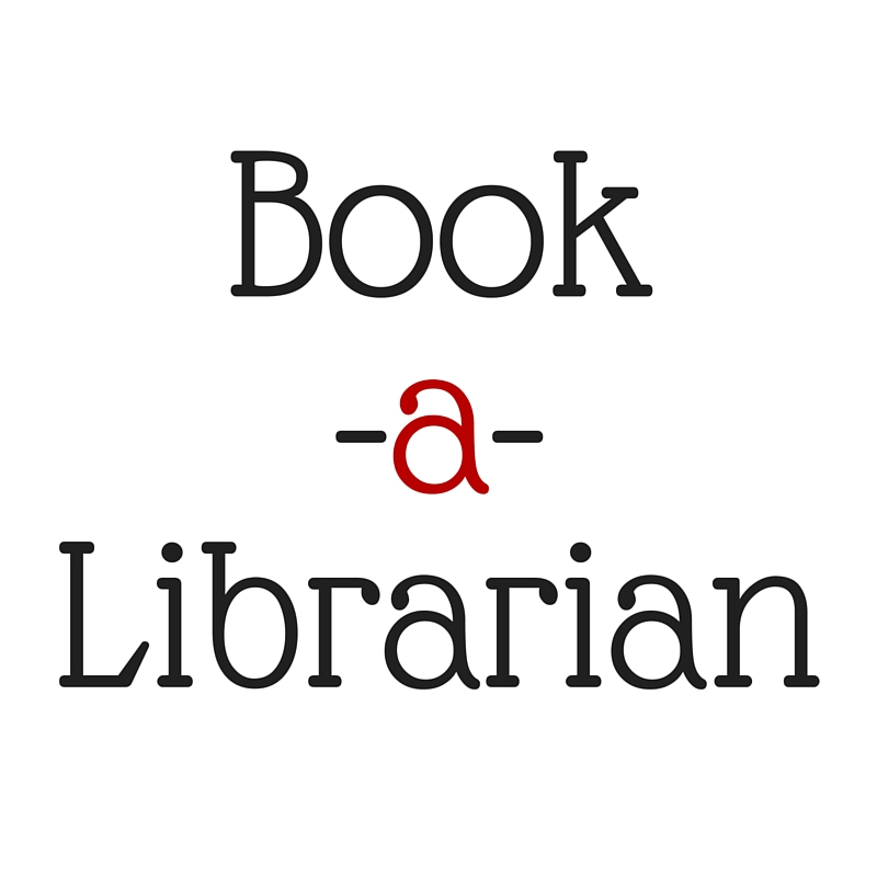 Book-a-Librarian Logo